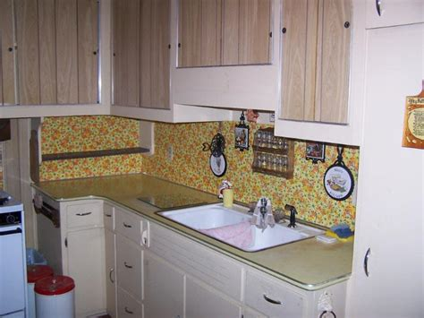 wallpaper backsplash kitchen backsplash wallpaper