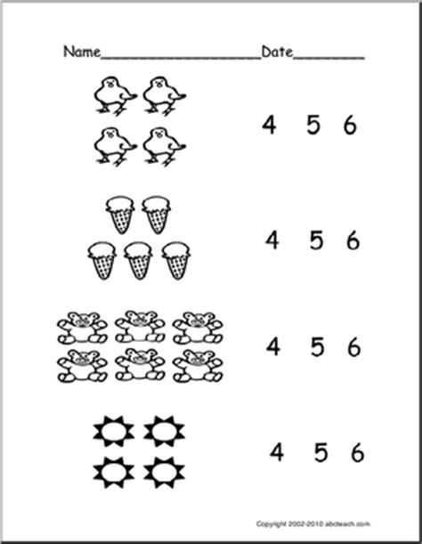 images  pre kindergarten counting worksheets pre  counting worksheets train