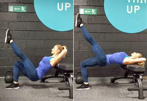 hip thrust legged butt fitness moves popsugar legs exercises better australia