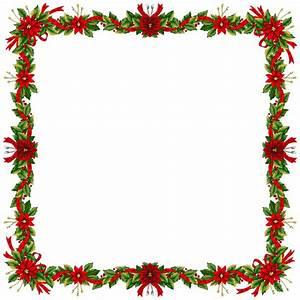Christmas Frames Clip Art - ClipArt Best