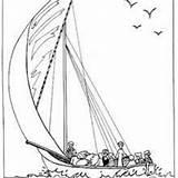 Boat Barco Ausmalen Desenho Colorir Coloring Dock Esfinge Zum Segelboot Hellokids Colorear Egipto Pharaon Um Dibujos Template Hieroglyphes Desenhos Galera sketch template