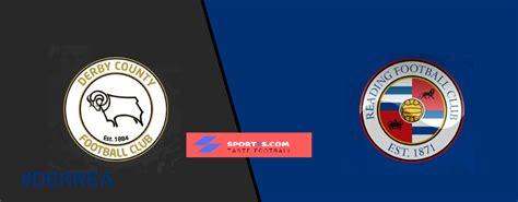 Derby County vs Reading LIVE stream, team news, TV, Live ...
