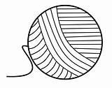 Yarn Ball Drawing Knitting Needles Scribbles Designs Freebie Friday Getdrawings Drawings Paintingvalley Challenge sketch template