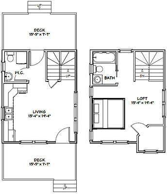 tiny house  sq ft  floorplan model  tiny house floor plans floor plans