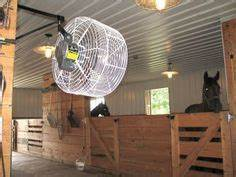 simple horse stall google search at the farm With agricultural fans for barns