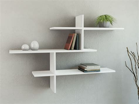 modern wall shelf use wall corner to install floating wall shelves the