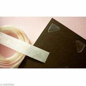 Album Photo Autocollant : coin photo adh sif transparent x 250 accessoires album photo creavea ~ Teatrodelosmanantiales.com Idées de Décoration