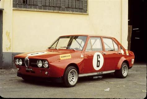 Autodelta Alfa Romeo Alfetta  Motor Alfa Romeo