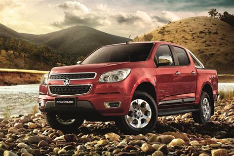 holden car truck news 2012 holden colorado ute range pricing