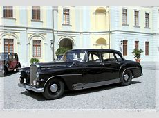 1957 Maybach SW 38 customized for Karl Maybach 06 Flickr