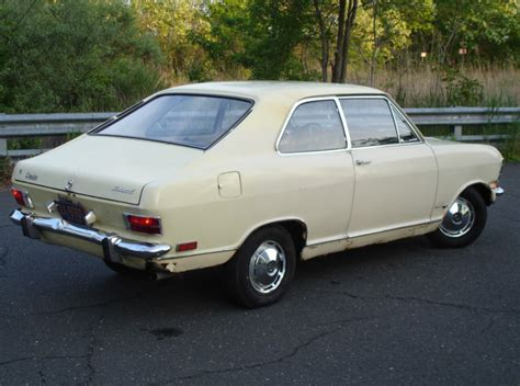 1968 Opel Kadett by 1968 Opel Kadett L German Cars For Sale