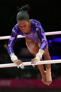 Gabrielle Douglas in Olympics Day 2 - Gymnastics ...