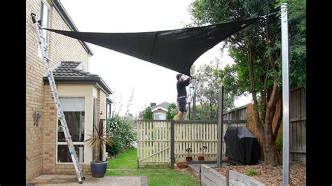 Sun Roo by How To Install A Coolaroo Shade Sail