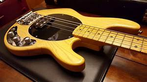 Stingray Bass Vintage