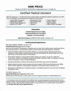 Software Engineer Cv Example Medical Assistant Resume Sample Monster Com