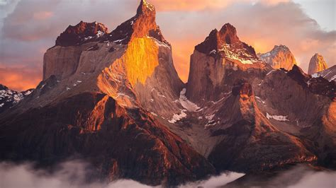 Andes Mountains, Hd Nature, 4k Wallpapers, Images