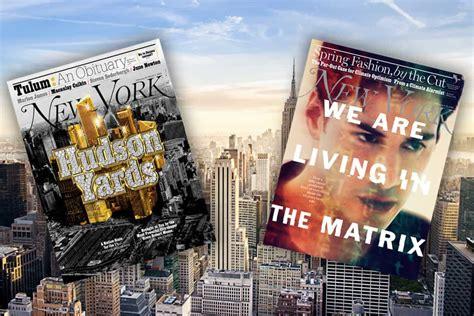 york magazine downsizes staff cuts full  part