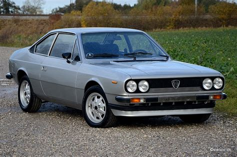 Cope Bata lancia beta coupe 1976 stelvio