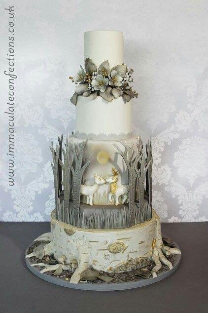 images  wedding cakes woodland