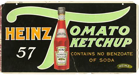 Heinz: Mottoes and 57 Varieties   Heinz History Center