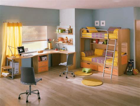 Kids Study Room Decor