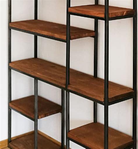 Regal Design Holz by Regal Aus Holz Und Metall Regale Im Industriedesign