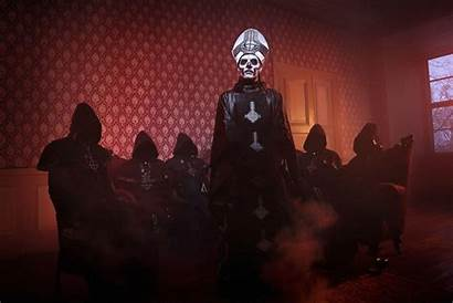 Ghost Band Wallpapers Metal Heavy Bc Swedish