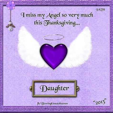 missing daughter heaven missing daughter thanksgiving