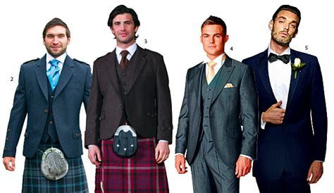 Scot The Highland Grooms by Grooms Shopping Guide Tie The Knot Scotland