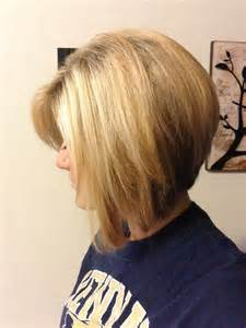 Inverted Bob Side View