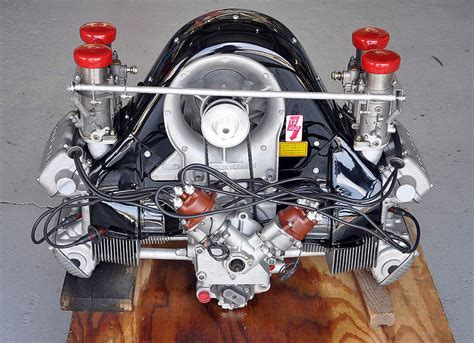 1964 porsche 904 engine typ 587 3 exklusively käfer