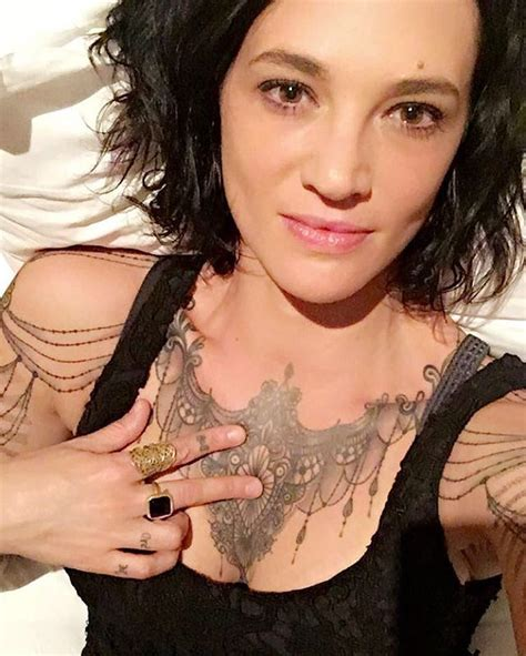 Ministry Asia Argento Tattoo Pictures To Pin On Pinterest