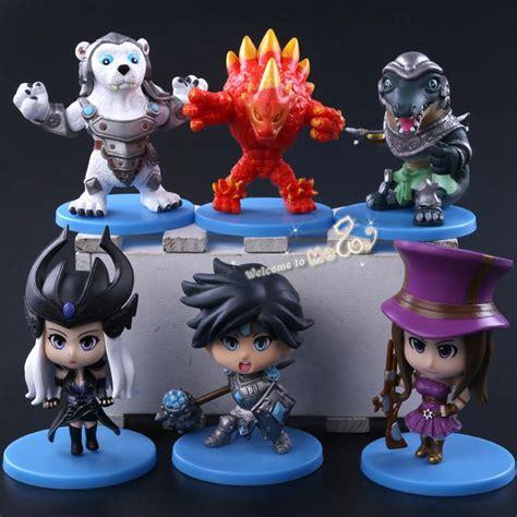 2019 Lol Champions Action Figures 8cm League Of Legends