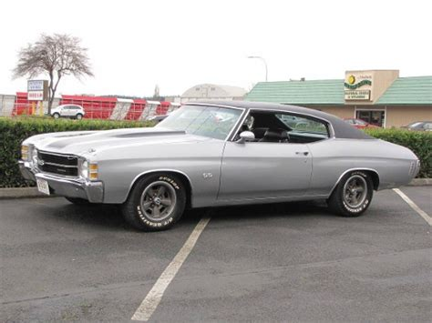 Unknown Actor Chevrolet 1972 Chevelle Car From Mcfarland