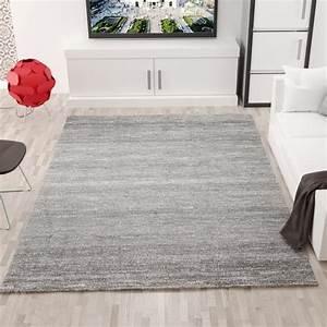 Tapis Blanc Salon : tapis pour salon moderne uq38 jornalagora ~ Teatrodelosmanantiales.com Idées de Décoration