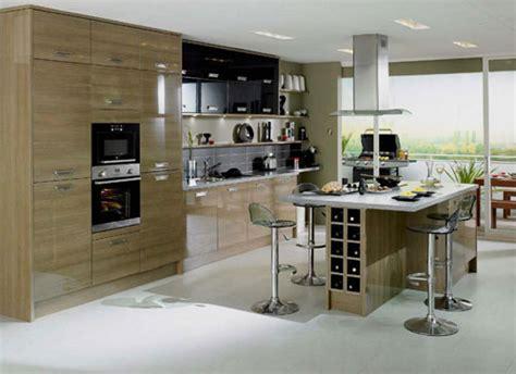modeles cuisines contemporaines modele cuisine contemporaine cuisine moderne
