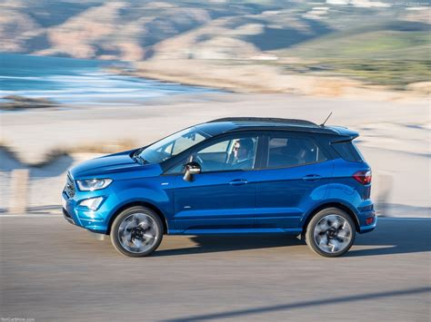 ford ecosport st line 2018 ford ecosport st line 2018 picture 33 of 91