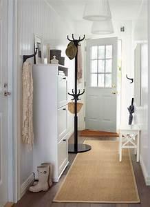 Bilder Für Flur : ein langer schmaler flur mit brusali schuhschrank mit 3 f chern in wei mit platz f r 12 paar ~ Sanjose-hotels-ca.com Haus und Dekorationen