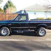 classic  ford   crew cab dually long bed