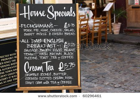 There are numerous coffee shop menu ideas you can use to market your cafe. Ploughman's is wonderful English food   Cream tea, Coffee ...