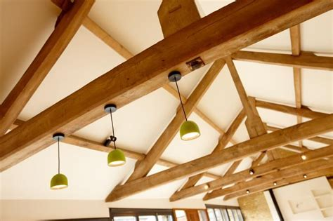 barn conversion lighting home interiors pinterest