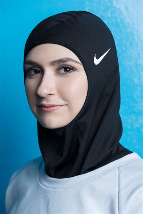 nike launches sports hijab popsugar fitness middle east photo