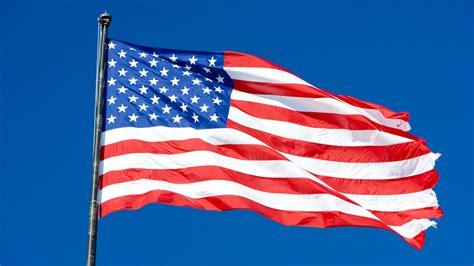 La bandera de Estados Unidos: un importante símbolo para ...