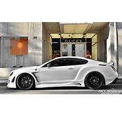 Bentley GT Fitted With A Premier4509 Wide Body  CARS