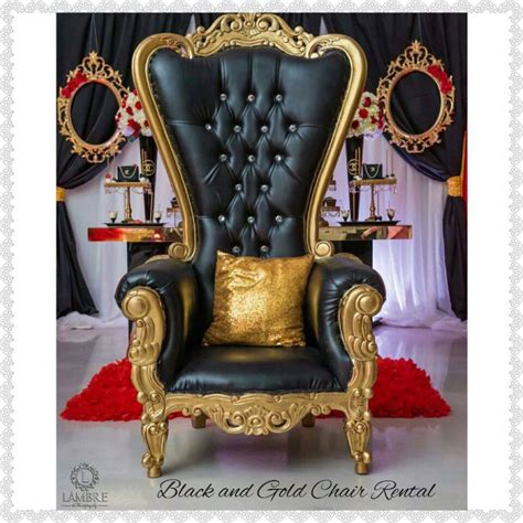 Used Crown Royal Chair by Simply Creative Ii Furniture Rental Services In New York