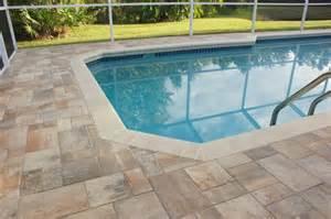 Pavers For Pool Decks by Pool Deck Pavers Home Pinterest