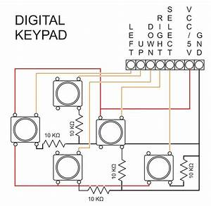 Keypads And Button Switches On The Arduino