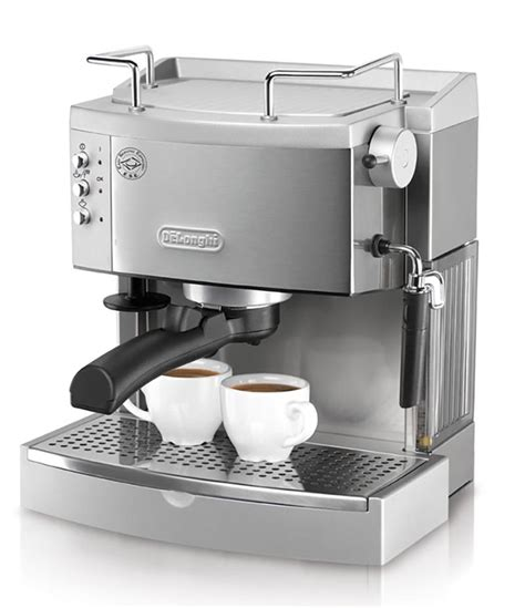 delonghi espresso ec250 b peneira filtro 2 doses para máquinas café expresso
