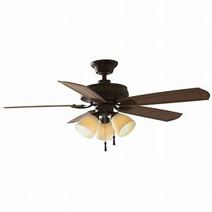 Hampton bay tucson in indoor outdoor oil rubbed bronze