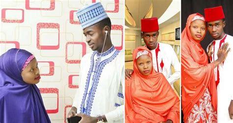 Checkout These Viral Photos Of A Young Hausa Couple